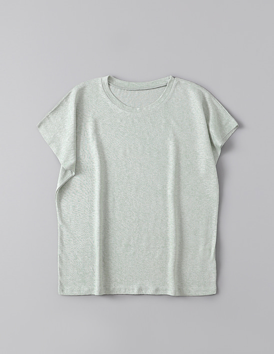 FRENCH LINEN TEE 여름티, 린넨티,