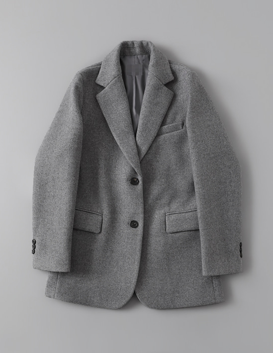 SINGLE TWILL JACKET 자켓