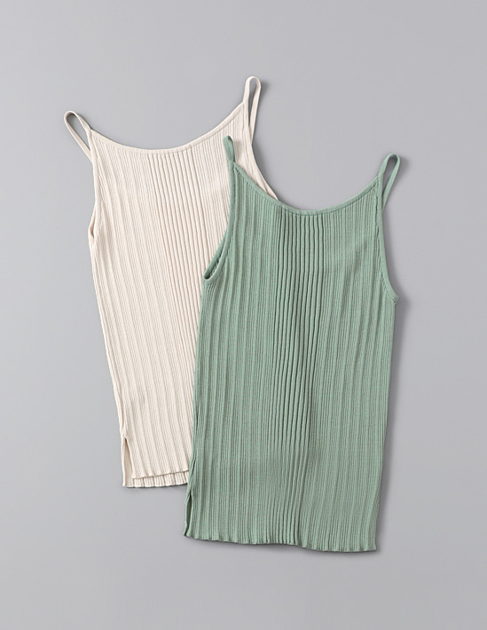 JULIE SLEEVELESS KNIT