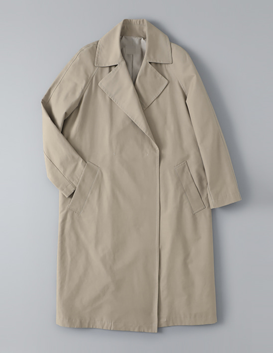 BELTED TRENCH COAT 트렌치코트